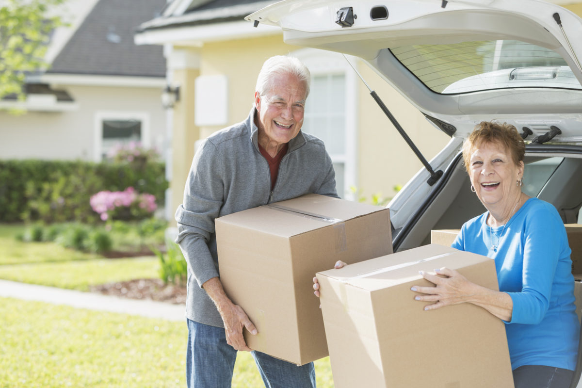 Downsizing can save retirement