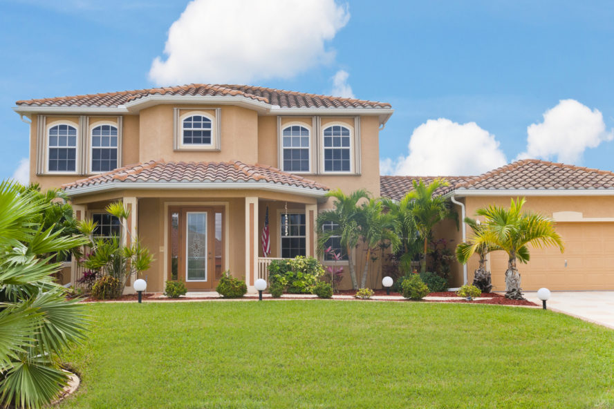 House in West Palm Beach that is ready to sell.