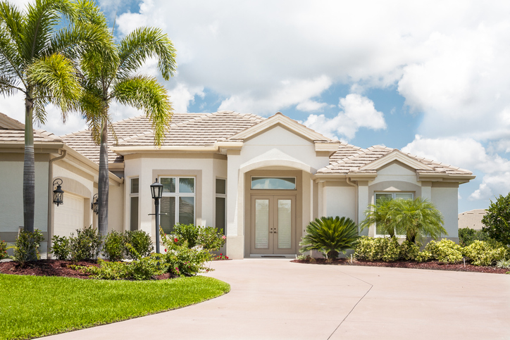 A beautiful home in Florida. 3 Ways to Sell Your Home